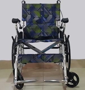 Kursi roda traveling medium rd besar